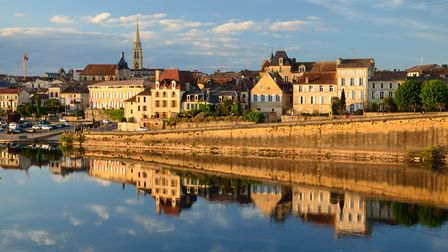 Bergerac perched on the banks of the river Dordogne (c) Oks_Mit/Getty Images