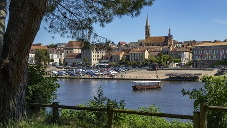 Bergerac is located in the Nouvelle-Aquitaine region of France (c) SteveAllenPhoto/Getty Images