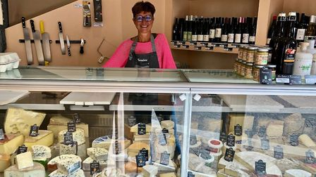 Enjoy a warm welcome at La Fromagerie in south-west France. Pic: Sarah Heath