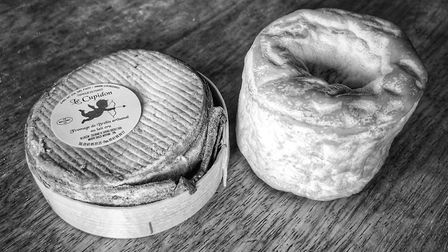 You're bound to find a new cheese to try in the fromagerie. Pic: Sarah Heath