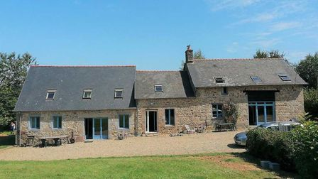 Gite complex in Brittany for sale with Bel Air Homes