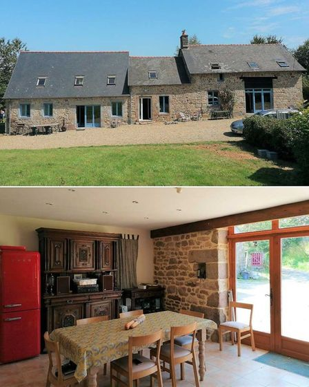 Three houses for sale in Brittany with Bel Air Homes