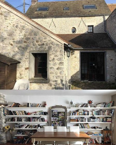 Village house an hour from Paris with Sextant Properties