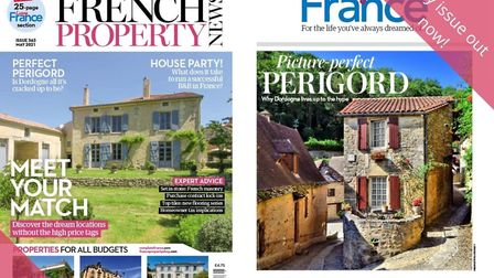 The May issue of French Property News is out now!