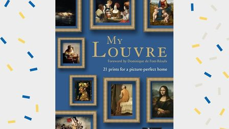 Win a copy of Frameables: My Louvre, published by Flammarion