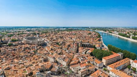 Panorama of the ancient city of Arles (c) Oleg_P/Getty Images