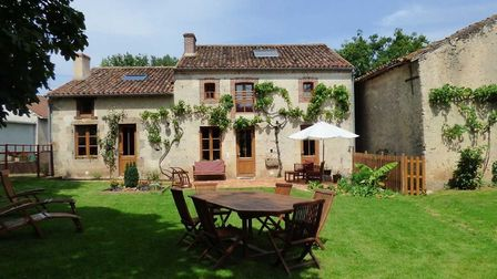 House in Vienne with geothermic underfloor heating