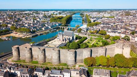 The cycle-friendly city of Angers is known for its green credentials © saiko3p Getty Images