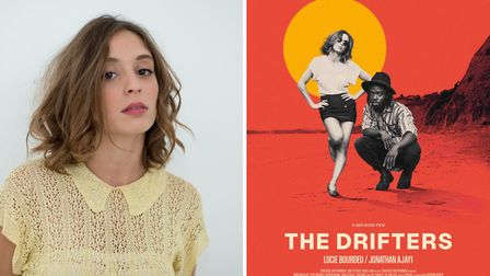 Lucie Bourdeu plays French waitress Fanny who falls for car wash worker Koffee © The Drifters