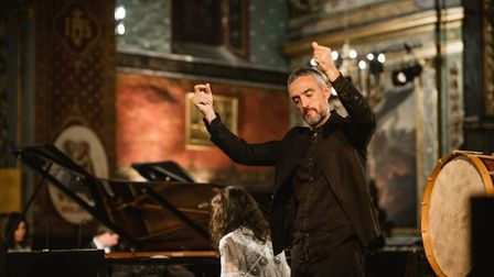 Enjoy world-class music in the Basque Country. Pic: Festival Ravel