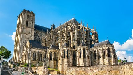 Saint Julien Cathedral in Le Mans (c) Leonid Andronov / Getty Images