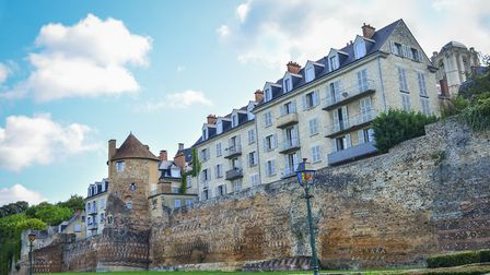 The old Gallo-Roman wall in Le Mans (c) kipgodi / Getty Images
