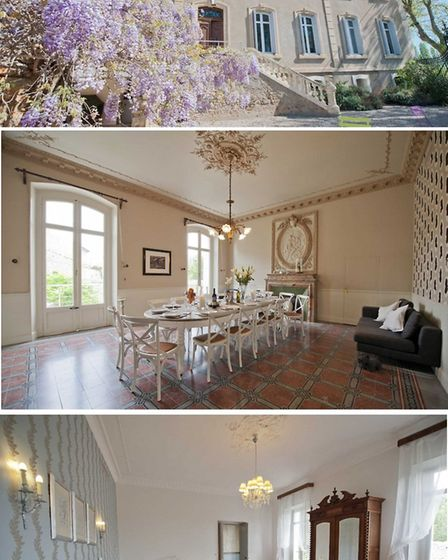 Manor in Aude on sale with Beaux Villages