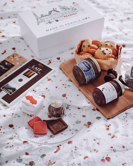 Made in France Box offer a huge range of gourmet goodies