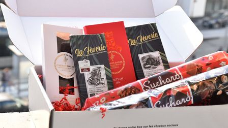 Ma Box Francaise's Tout Choco box is heaven for chocoholics
