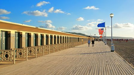 Swap Cannes for Deauville and its film festival © Max Labeille Getty Images