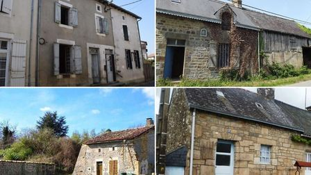 These bargain French properties are perfect for a renovation