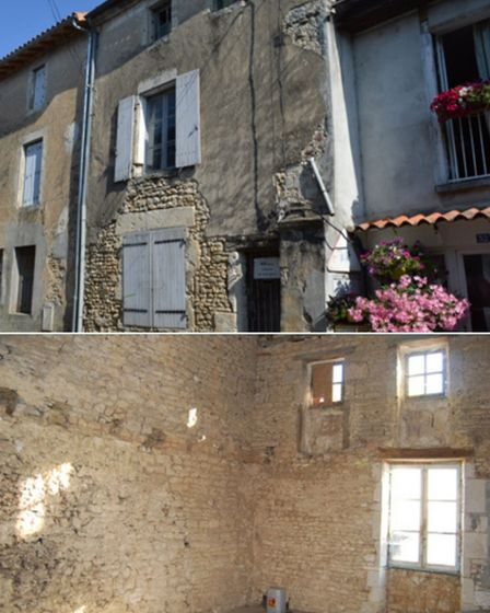 Townhouse in Charente, Nouvelle Aquitaine for sale with CIC Ruffec