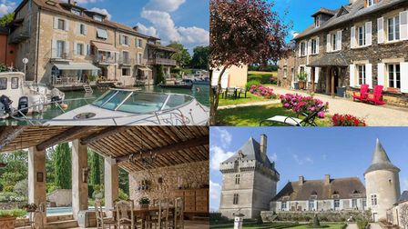 French Property Dreams - luxury property on the market