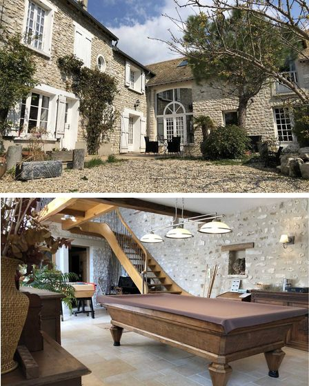 6 bed village house in Yvelines with Sextant