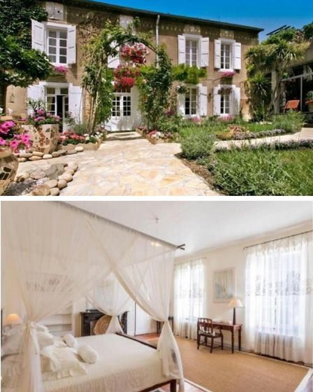 Substantial character house in Herault with Freddy Rueda SARL