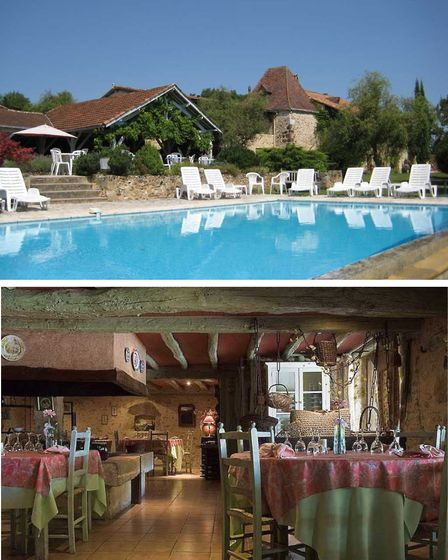 Three-star, 21-bedroom hotel and restaurant with Richard Immobilier