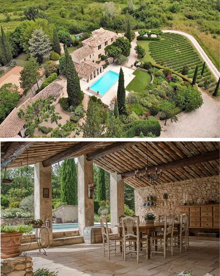 11-bedroom character property in the Luberon Valley with Sifex