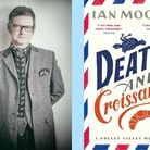 Ian Moore and his new book Death and Croissants