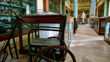 The museum dates back to the 18th century. Pic: Stephen Turnbull