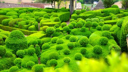 The enchanting gardens of Marqueyssac in Dordogne © Henricopter Getty Images