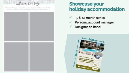 Showcase your property here