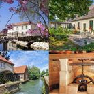9 mill properties for sale in France
