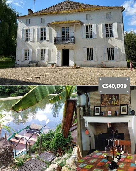 Mill in Gironde with Richard Immobilier