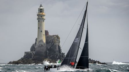 The Rolex Fastnet Race will finish in Cherbourg for the first time in summer 201 © Rolex/Kurt Arrigo