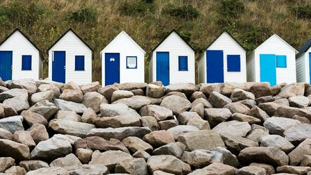 Wooden huts in Barneville-Carteret (c) makasana / Getty Images