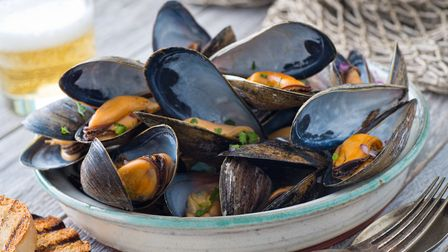 Steamed Mussels (c) Fudio / Getty Images