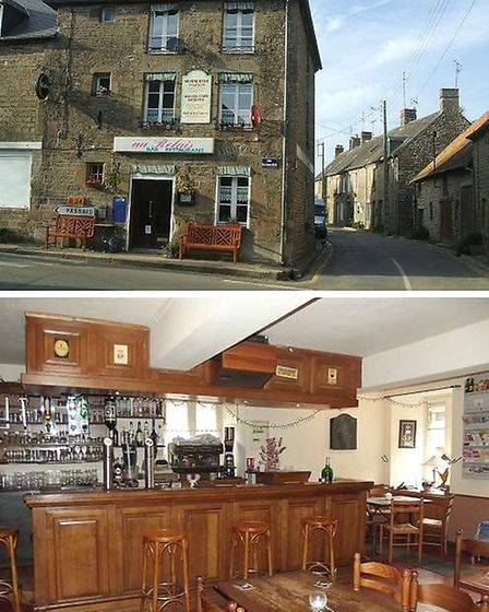 Bar-restaurant and apartment for sale in Orne with ASI Immobilier