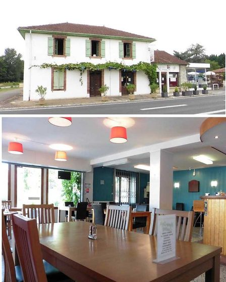 Bar-restaurant and home for sale in Gers with Leggett Immobilier