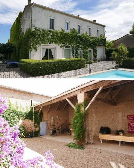 Character house for sale in Herault with Real Estate Languedoc