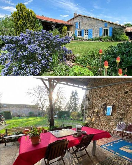Country house in Deux Sevres for sale with TIC Immobilier