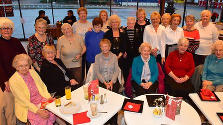 Golden Threads club, Yarmouth is a club that has been set-up for people who's partner has either die