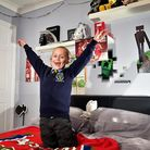 Marcus Dunn, 7, from Wicklewood.Picture: ANTONY KELLY
