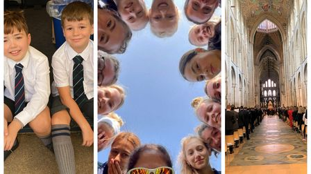 King's Ely - new term, fresh challenges.