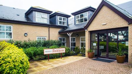 Askham Village Community in Doddington unveiled a new package this month for its frontline care workers