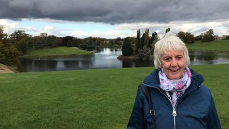 Well-known volunteer Rosie Hubbard who died aged 72.