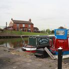 The Waterfront pub at West Stockwith on the Chesterfield Canal