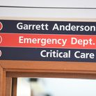 Emergency departments in Suffolk and north Essex hospitals have reported a rise in patient numbers