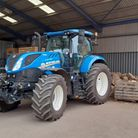 Valuable GPS guidance systems were stolen from tractors at six Norfolk farms in August, including this one in Methwold