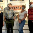 Society of East Anglian Watercolourists in Ely