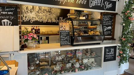 The High Flyer in Ely has reopenedwith a newcoffee shop following a makeover.